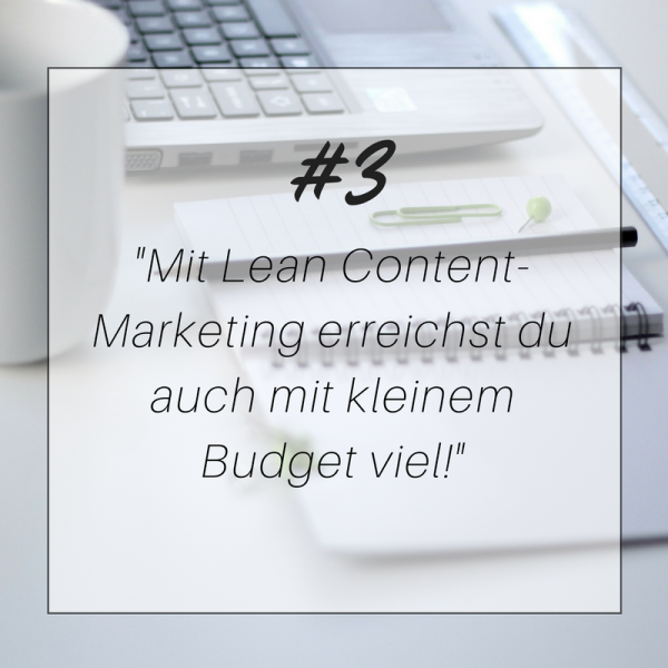 Content-Ideen