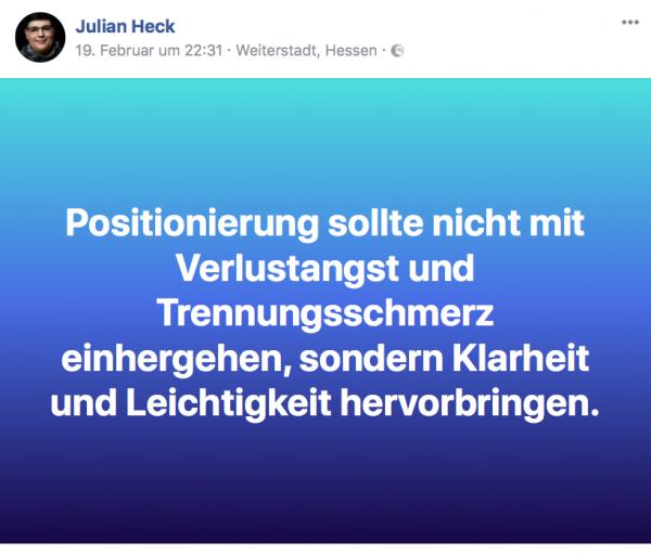 Reichweiteneinbruch Facebook