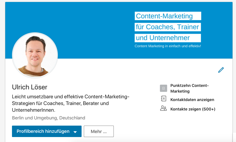 LinkedIn Marketing