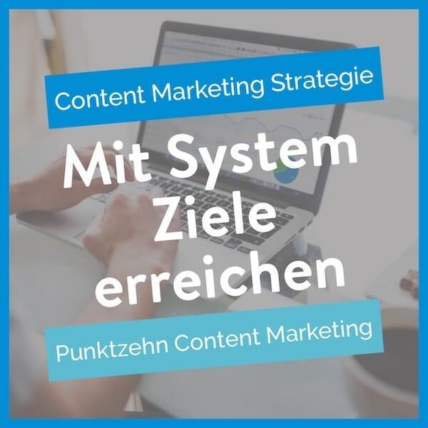 Content Marketing Kurs