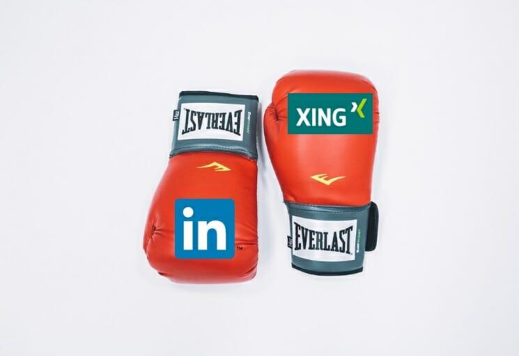 LinkedIn oder Xing