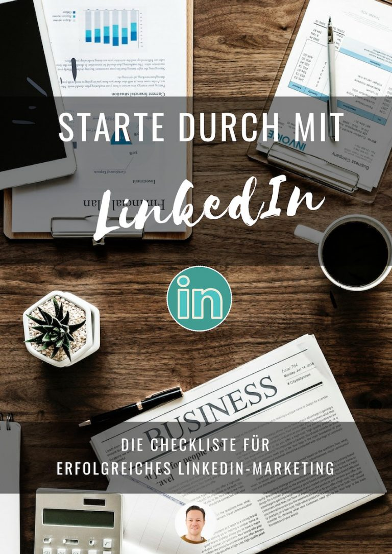 LinkedIn_Marketing_Checkliste